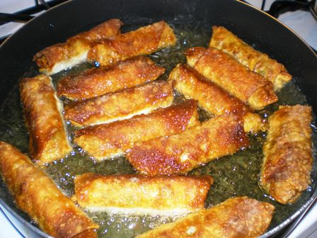 Lumpia Recipe: Filipino Eggroll