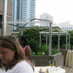 Park 75 at the Four Seasons Atlanta #BloggersBrunch
