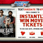 Win 2 Tickets to see DUE DATE in Atlanta on Monday