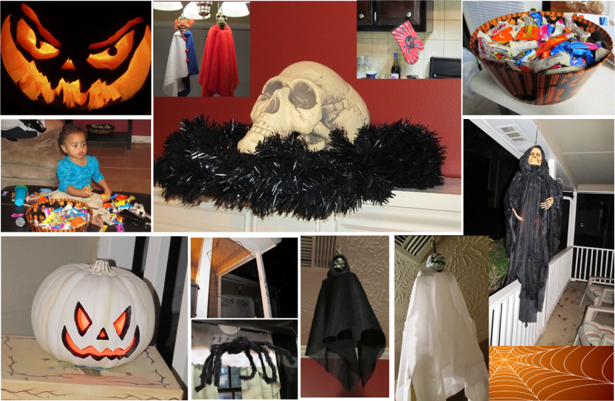 we got a lot of our decorating ideas from kmarts attack of the 50 ft party but not only do they have awesome tips and tricks but they have costume ideas - Kmart Halloween Decorations