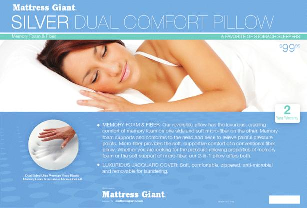Dream A Little Dream Mattress Giant Pillow #GIVEAWAY - Life With Lisa