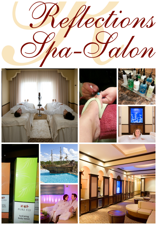 Pamper Yourself At The Orlando Reflections Spa Salon