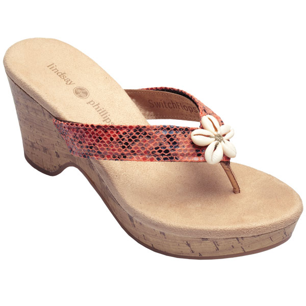 NEW Lindsay Phillips Straps SwitchFlops Size Small you choose style! Summer FUN
