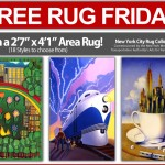FREE RUG FRIDAY - NEW YORK CITY RUG COLLECTION