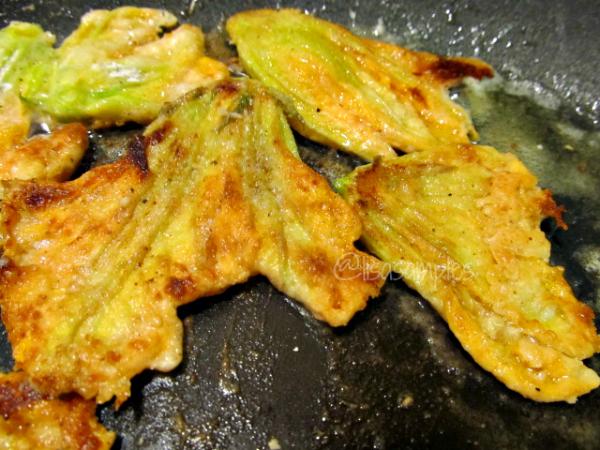 Fried Squash Flowers 6