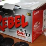 Lisa's Lens: Canon T3 vs. Canon PowerShot SX130