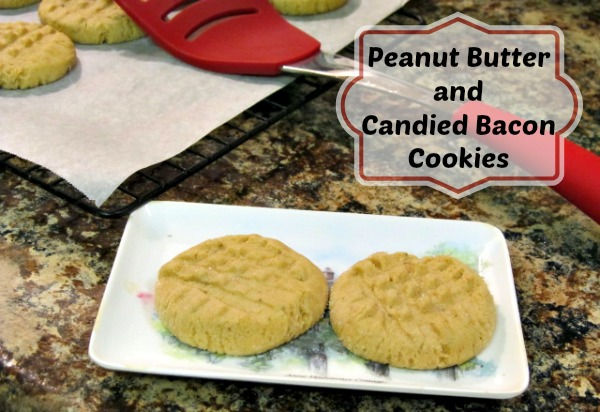 After School Snack: Peanut Butter and Bacon Cookie Recipe