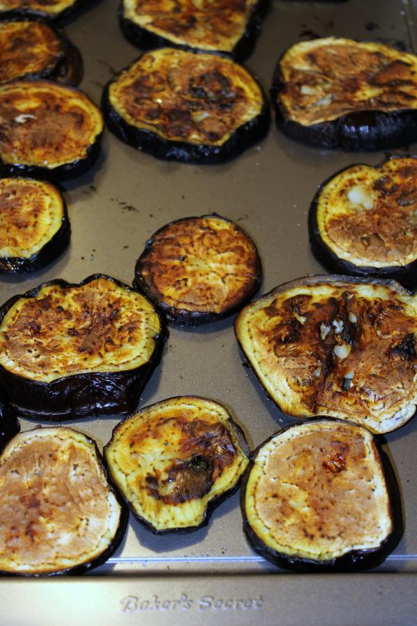 Bakers Secret Baked Eggplant