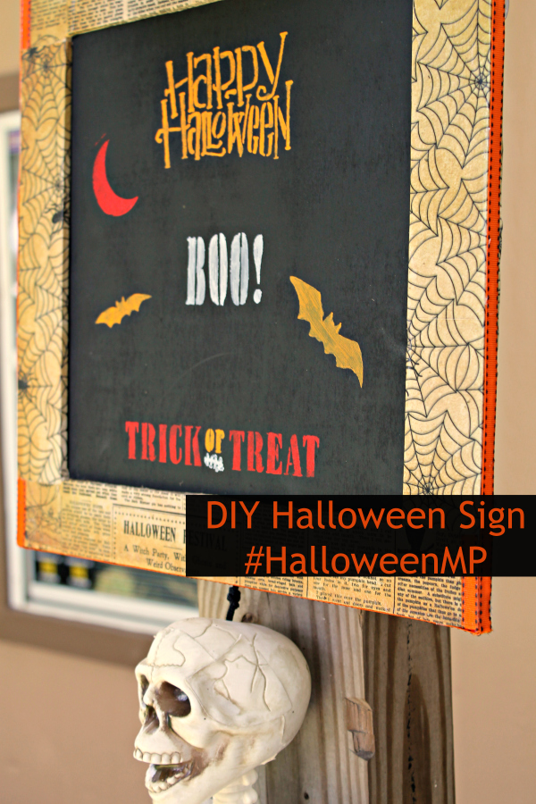 HalloweenMP Halloween Sign DIY