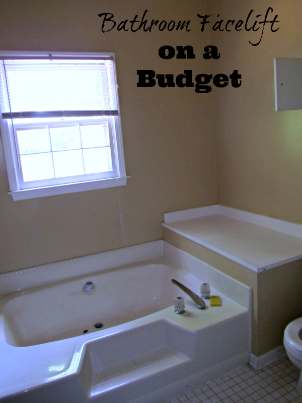 A Bathroom Facelift That On Budget