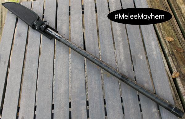Melee Mayhem Month 2013 - Homemade Spear