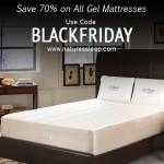 Spreading Holiday Cheer: 70% off Gel Mattresses for #BlackFriday & More #NSAmbassador