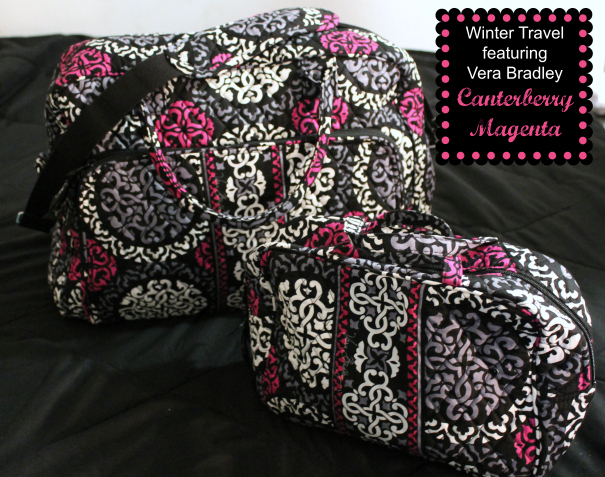 Colorful Holiday Travel with Vera Bradley s Winter Collections  vbwishlist abf8577a4e1b1