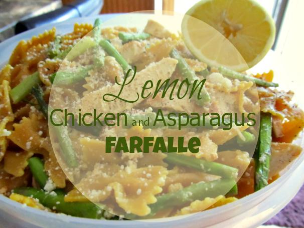 Kraft Lemon Asparagus Chicken 2