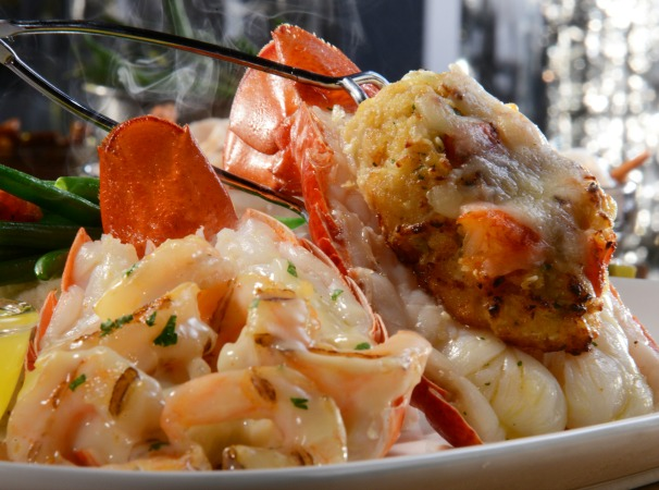 Stuffed Lobster Tail Recipe from Red Lobster