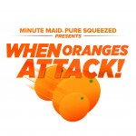 When Oranges Attack: Minute Maid #Giveaway