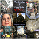 Diagon Alley Collage