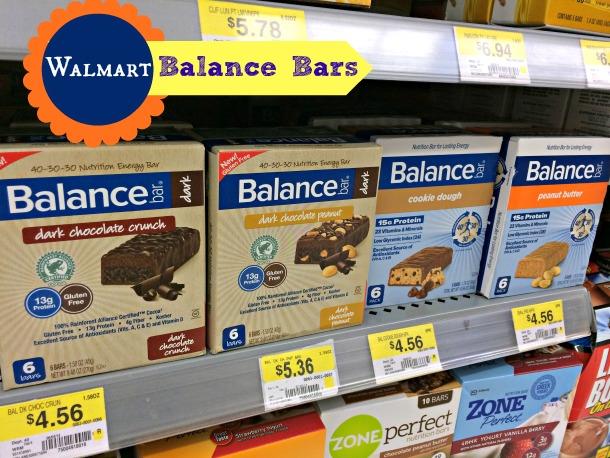 walmart balance bars
