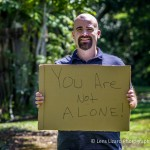 You are not alone (2 of 1)