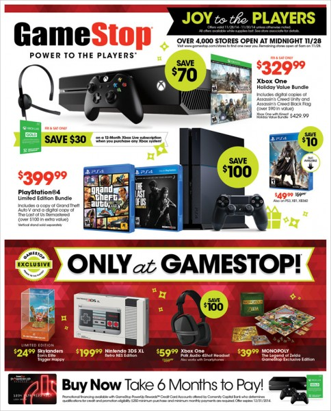 Gamestop Black Friday Cyber Monday And Holiday Hub Life With Lisa