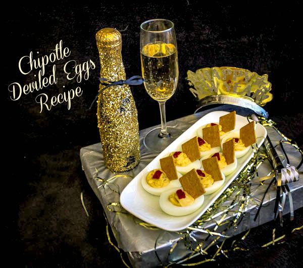Chipolte Deviled Eggs Recipe