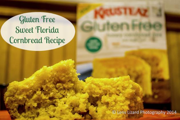 sweet fla cornbread recipe