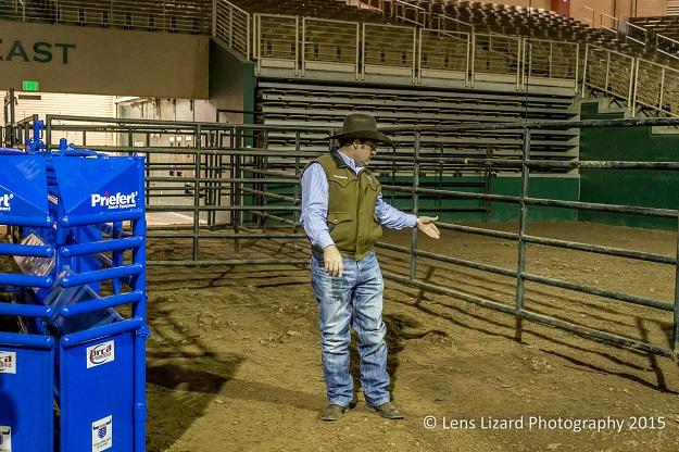Silver Spurs Rodeo Monster Bulls