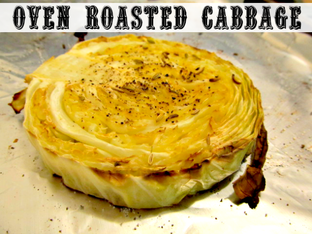oven roasted cabbage 2