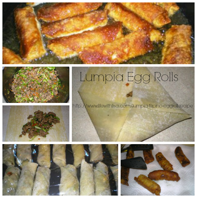Lumpia Egg Roll Recipe