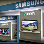 SUHD Samsung Entertainment Experience Shops Inside Best Buy & Twitter Party 6/9