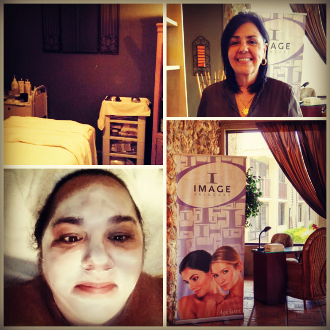 Doubletree Spa Collage