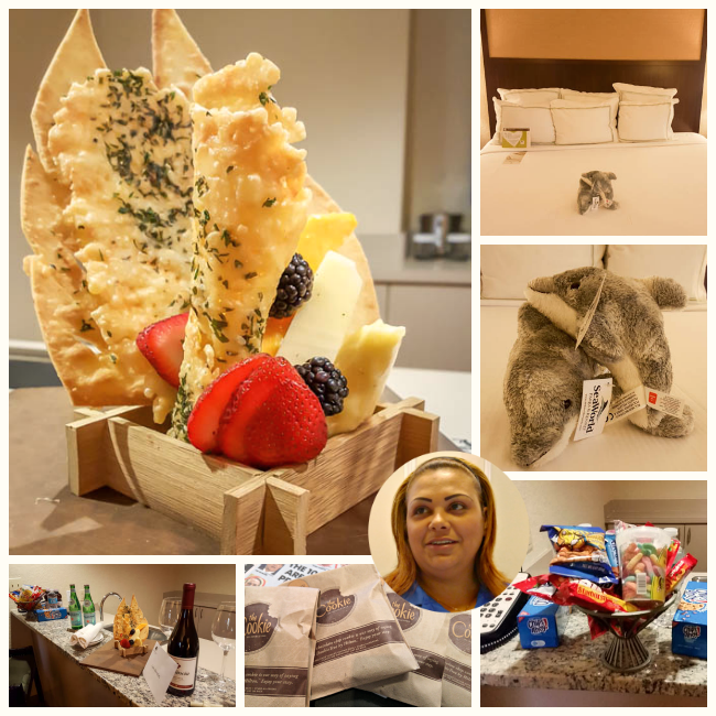 Doubletree Welcome Collage