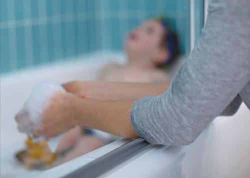 make bath time fun time