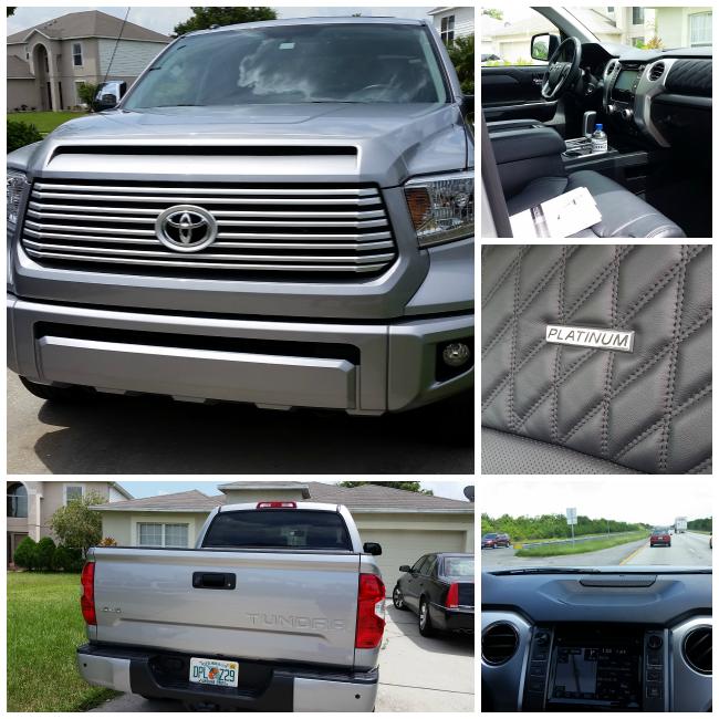 Toyota Tundra Collage