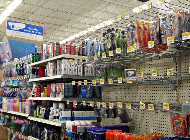 Schick Disposable Razors at Walmart