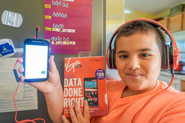 Virgin Mobile Data Done Right (2 of 3)