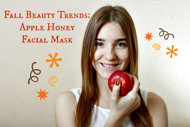 apple honey facial mask