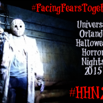 Facing Their Fears Together at Universal Orlando Resort #HHN25