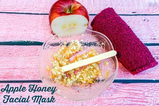 Apple Honey Facial Mask (1 of 1)