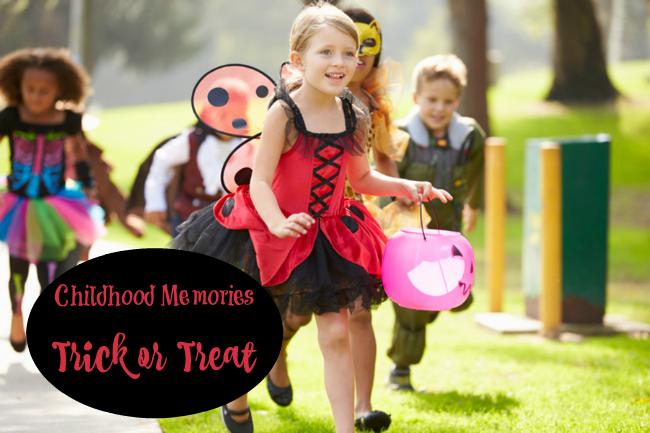 Childhood Memories Trick or Treat
