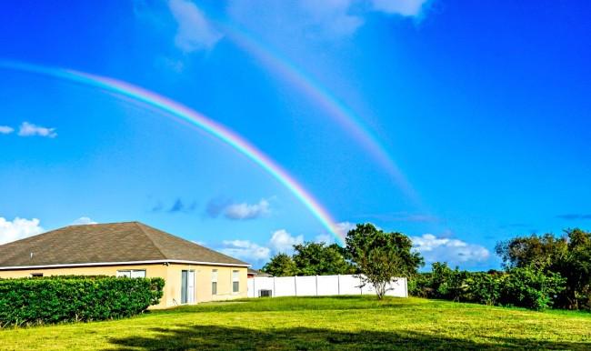 Double Rainbow (1 of 1)