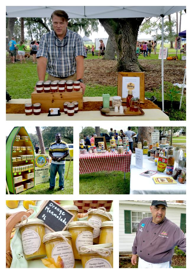 Osceola Fall Farmers Market