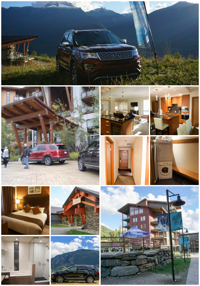 Revelstoke Ford Collage