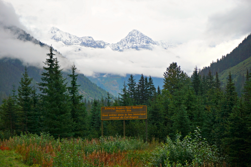 Rogers Pass 800