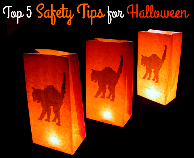 Top 5 Safety Tips for Halloween