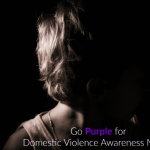 Go Purple for Domestic Violence Awareness Month #Giveaway