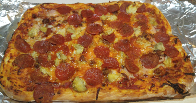Homemade Pizza