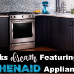 Cooks Dream Featuring KitchenAid Appliances