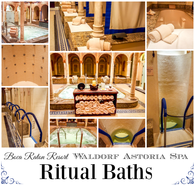 Boca Resort Ritual Bath