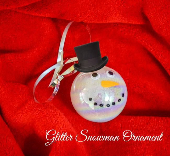 DIY Glitter Snowman Ornaments (1 of 3)